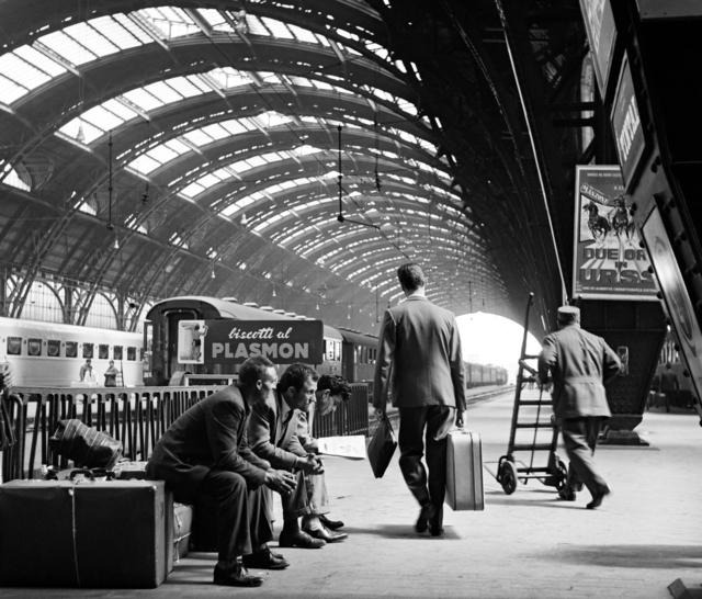 , 'Stazione Di Milano (Milan Train Station),' Milan 1961, Arthill Gallery