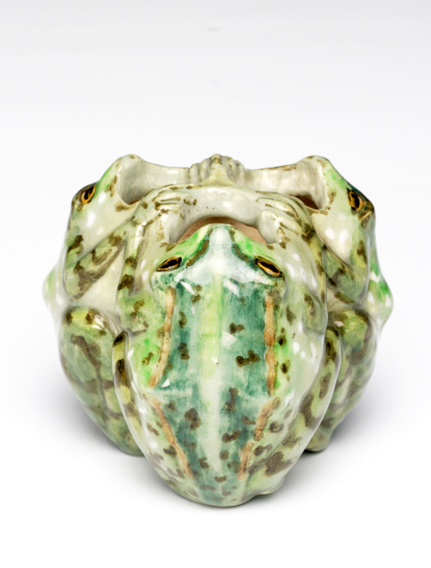 , 'Frog Cluster,' 1893, Jason Jacques Gallery