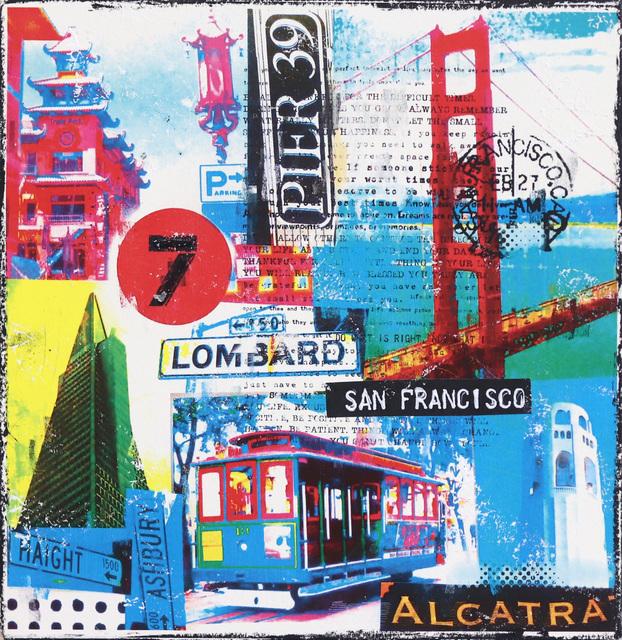 , 'SF Alcatraz,' 2015, Artspace Warehouse