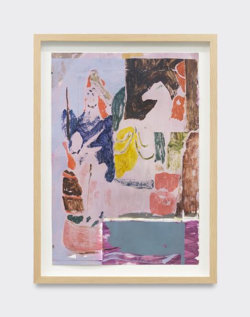 , 'Hunter, horse & spill vase,' 2019, V1 Gallery