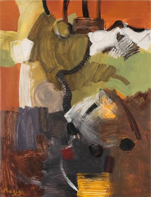 , 'Grand ménage,' 2016, Art On 56th