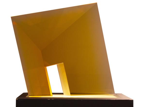 Tomáš Brzon, 'Yellow Passage', 2018, Ai Bo Gallery