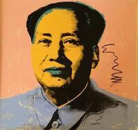 Andy Warhol, Mao (F. & S. II 92)