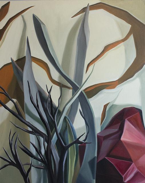 , 'Desert Garden,' 2017, Nicholas Metivier Gallery