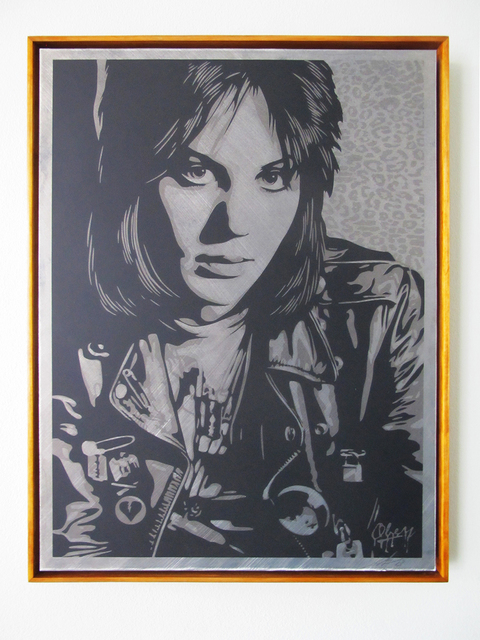 , 'Joan Jett,' 2014, V1 Gallery