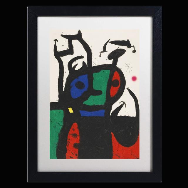 Joan Miró, 'Le Matador', 1969, Robin Rile Fine Art