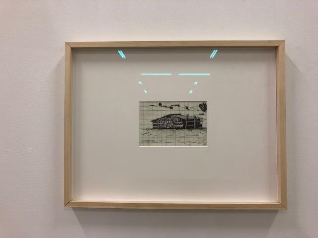 , 'Ortisei diaries, IV,' 2018, Galleria Doris Ghetta
