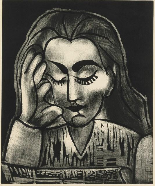 , 'Jacqueline Lisant,' 1964, John Szoke
