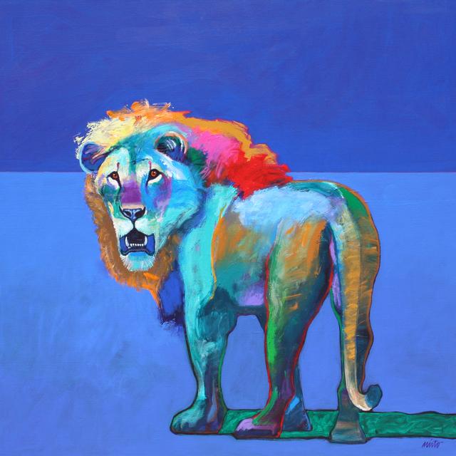 , 'Wildlife Royalty,' 2009, Ventana Fine Art