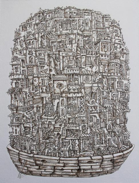 , 'Boat,' 2014, Elisa Contemporary
