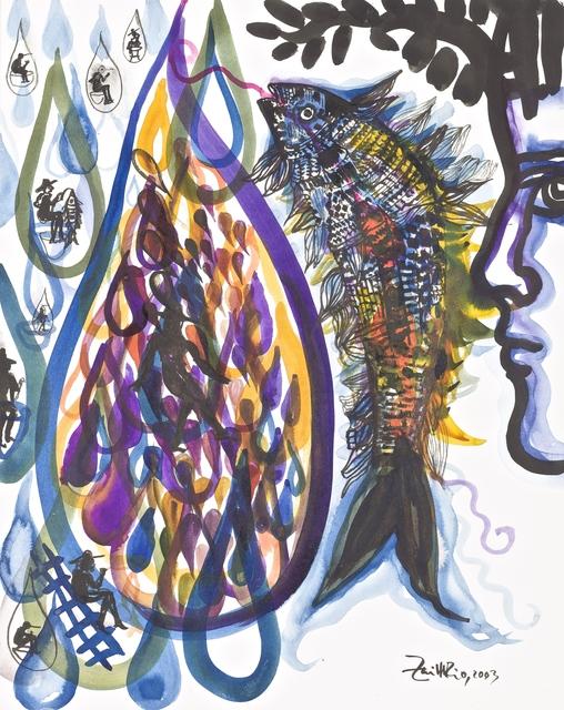 Zaida del Río, 'Series Alto de la mina II', 2003, MLA Gallery