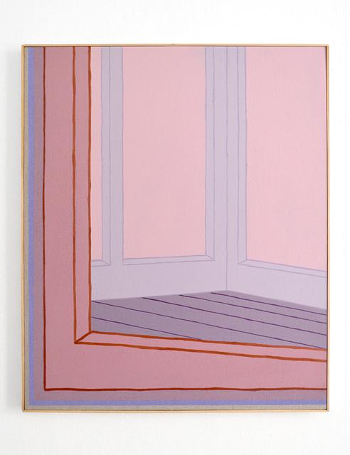 , 'Wesley Haus,' 2018, Galleri Urbane