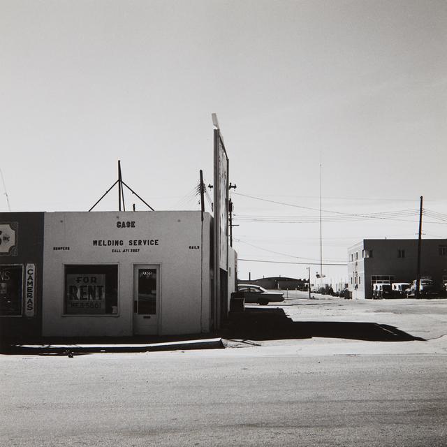 Robert Adams (b.1937), 'Colorado Springs, Colorado', 1968-1971, Phillips