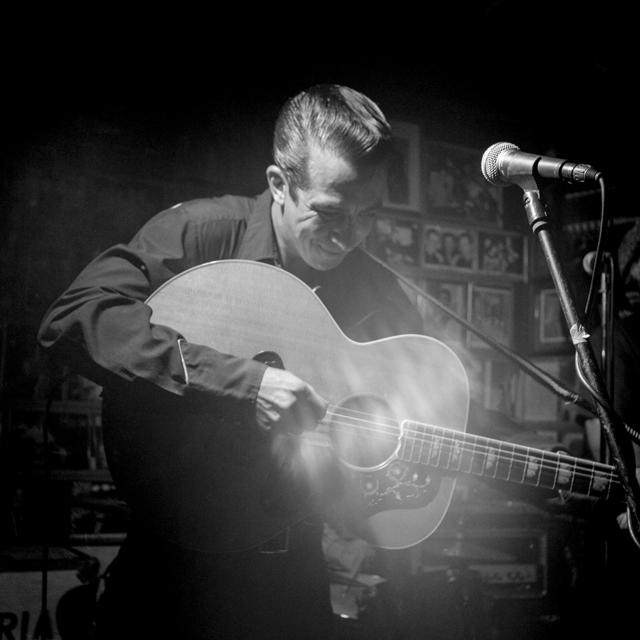 Chad Schaefer, 'Bear McCreadie at Ginny's Little Longhorn Saloon, Austin, TX', 2007, Soho Photo Gallery