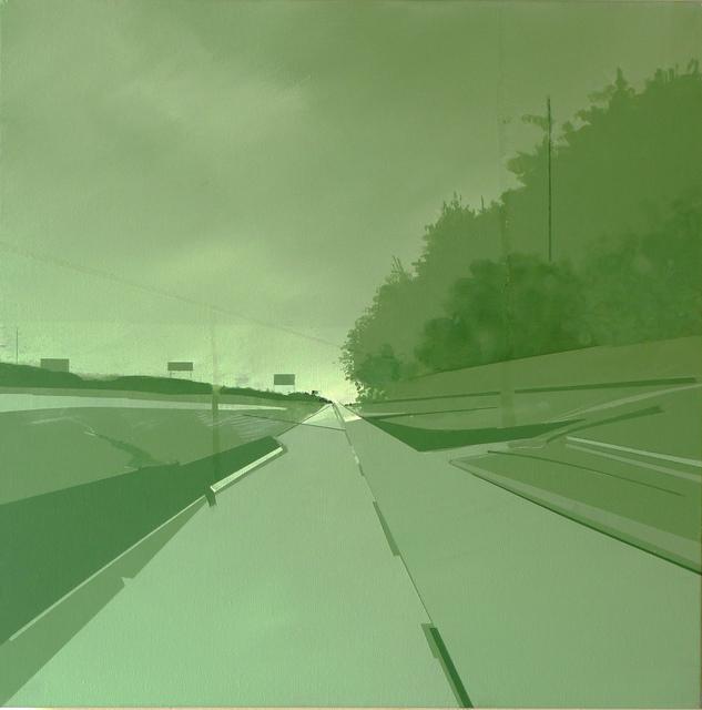 , 'Lost Landscape #1,' 2017, Mark Moore Fine Art