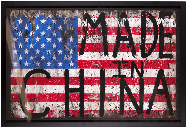 Greg Haberny, 'Made In China', Chiswick Auctions