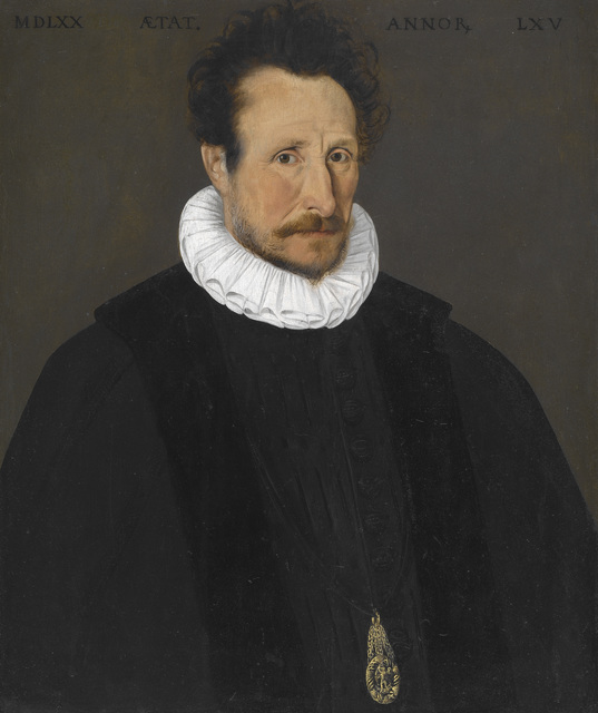'Portrait of a Nobleman', 1570, Indianapolis Museum of Art at Newfields