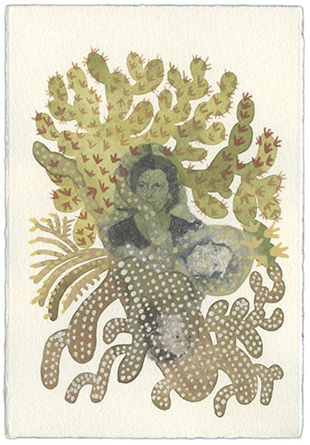 Ashley Mistriel, 'Overgrowth', 2015, Open Mind Art Space