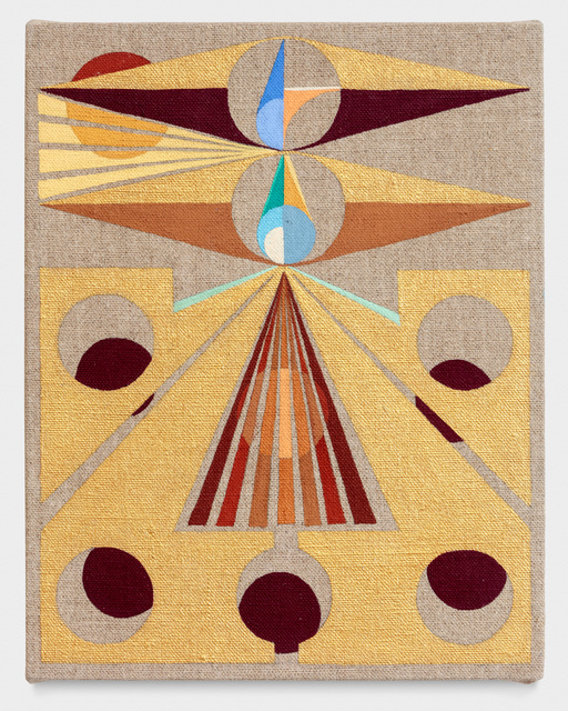 , 'Infinite Regress XLVIII,' 2018, Fleisher/Ollman