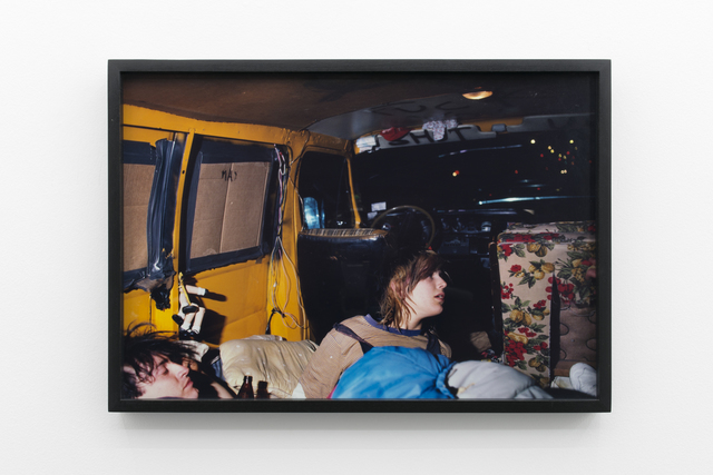 , 'Kim in Van or Kim's Dolls (Lower East side, NYC),' 1985/2007, Office Baroque