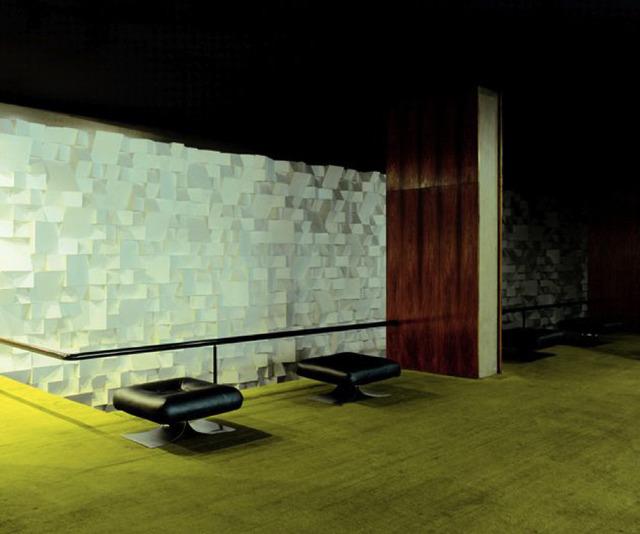 Caio Reisewitz, 'Ministério das Relações Exteriores (Palácio do Itamaraty) XVIII', 2005, Bergamin & Gomide