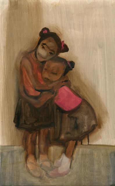 , 'The Hug,' 2016, James Freeman Gallery