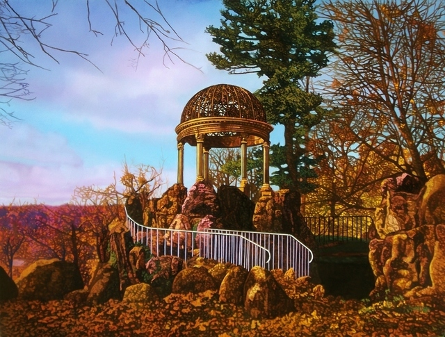 Mark Jacobson, 'Guardian in Autumn', 2012, Walter Wickiser Gallery