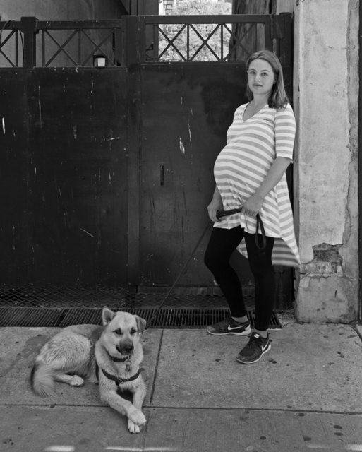 , ' Laura with Elsa,' 2016, Soho Photo Gallery