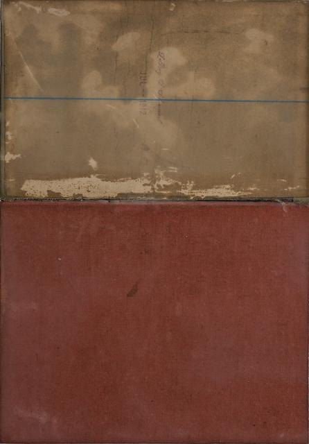 Brad Ellis, 'Codex #4', 2017, M.A. Doran Gallery