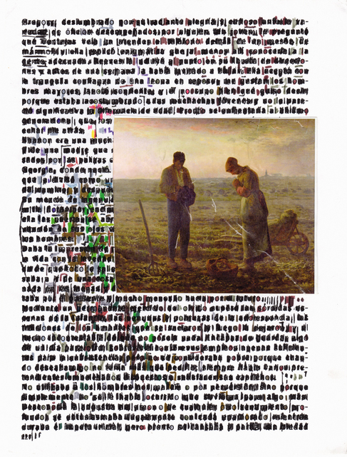 , 'untitled,' ca. 2000, christian berst art brut