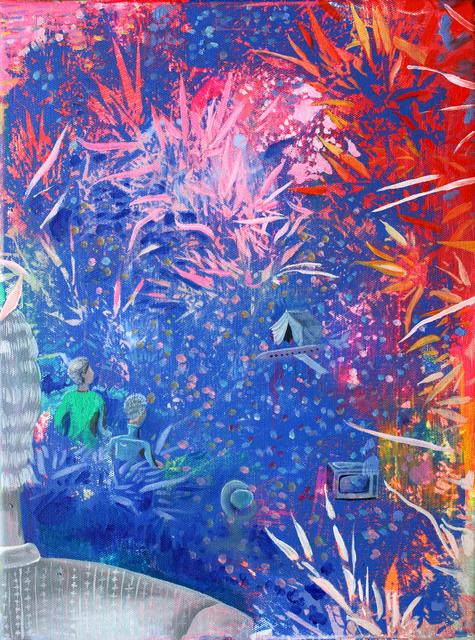 , 'Bamboo grove series,' , Asia Scene Artspace