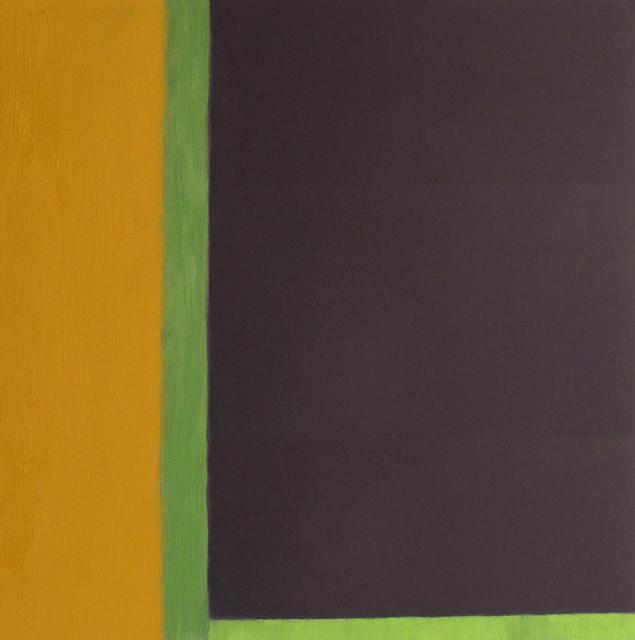 , 'Aubergine,' 2011, Carter Burden Gallery