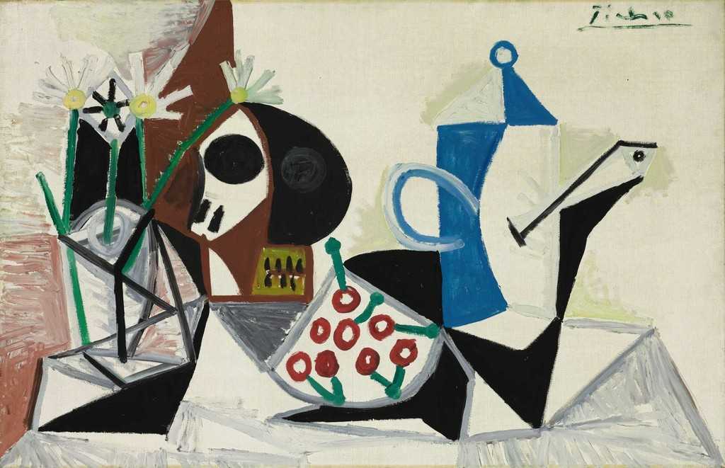 Pablo Picasso | Nature morte, 13 July 1945 (1945) | Artsy