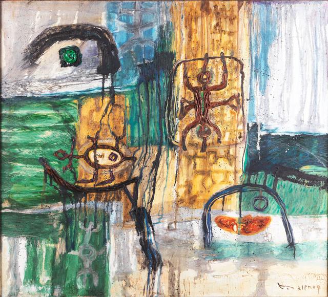 , 'Alluvial 冲积,' , Galerie Dumonteil