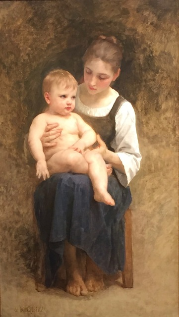 , 'Avant le bain (Before the Bath),' 1891, Anderson Galleries