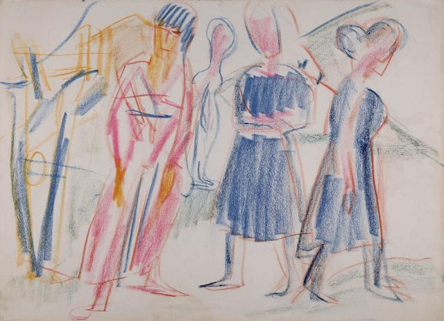 , 'Frauen in Landschaft,' , Henze & Ketterer