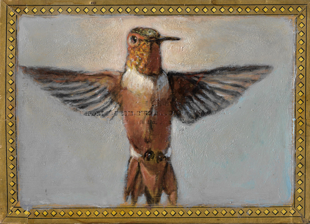 , 'Hummingbird / Black Arrow,' , Gail Severn Gallery