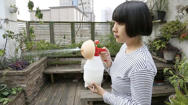, 'Milking the Garden/花园喷奶,' 2015, Capsule Shanghai