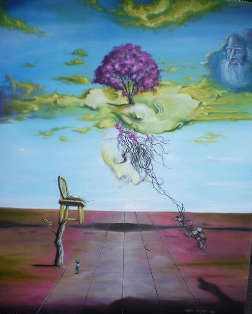 , 'Point of Orogin,' 2014, Studio 905 on Juniper
