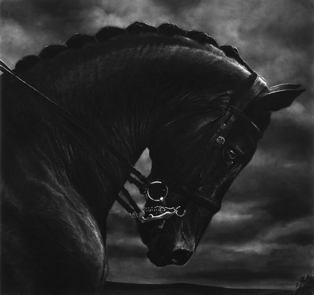 Robert Longo, 'Untitled (Bucephalus)', 2017, Vogtle Contemporary