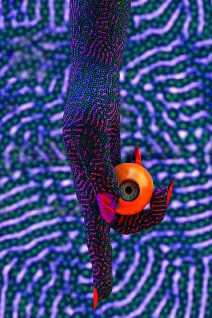, 'Hand 手,' 2015, ART LABOR Gallery