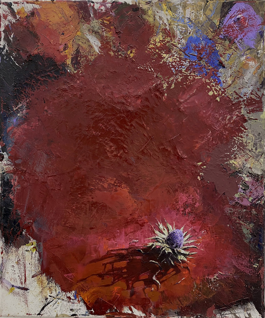 Katrin Brause a.k.a. Heichel, 'BB XVI', 2019, Josef Filipp Galerie