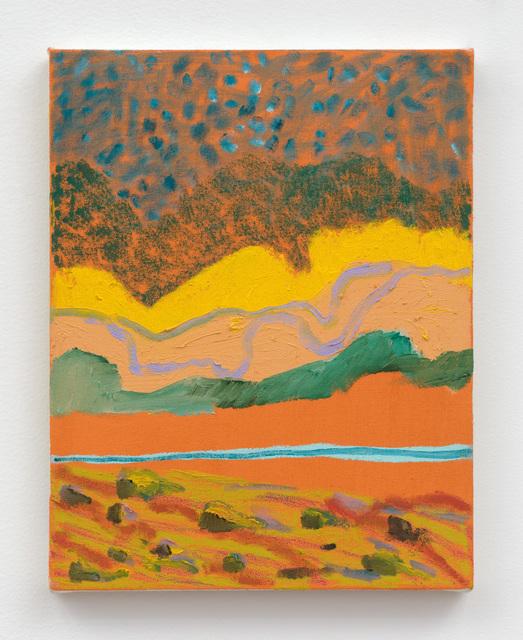 , 'Ocean View,' 2019, Rachel Uffner Gallery