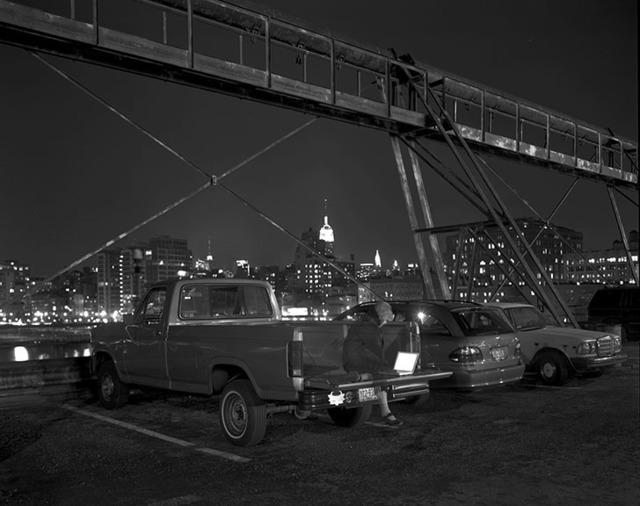 Matthew Pillsbury, 'Lois in her truck Maxie', 2009, Aperture Foundation Benefit Auction