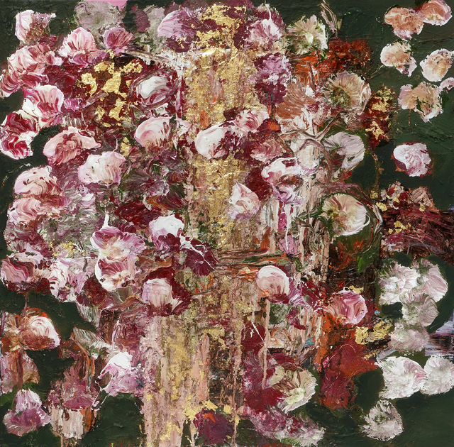 Simafra, 'Il Giardino Rosso (The Garden Red) ', Maddox Gallery
