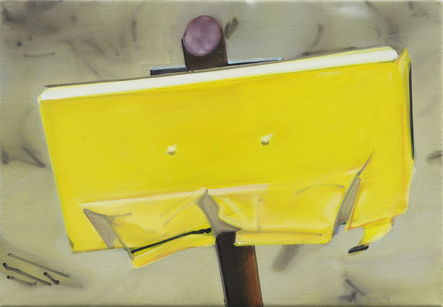 , 'Schild,' 2009, Gaa Gallery