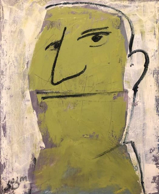 Kako Topouria, 'Portrait', 2018, Chardin Art Gallery
