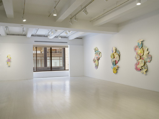 ", 'Installation image: Pace Gallery ""Ode to Summer"" show, New York, 2013,' , Pace Gallery"