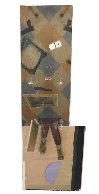 , 'Stone 17,' 2017, Klowden Mann