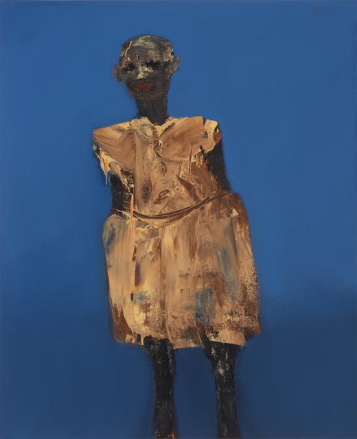 , 'Royal Blue,' 2016, Slete Gallery